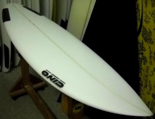 Cino Shortboard