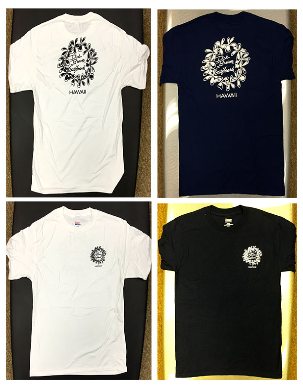 946c4e763 Brewer and Chronic T Shirts « Hawaii Surf Factory, Custom Surfboards ...