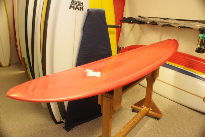 Mitsu Longboard
