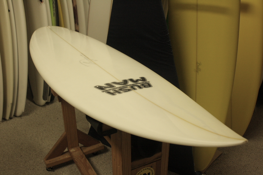 Bushman Shortboard