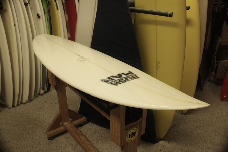 Bushman Short Board