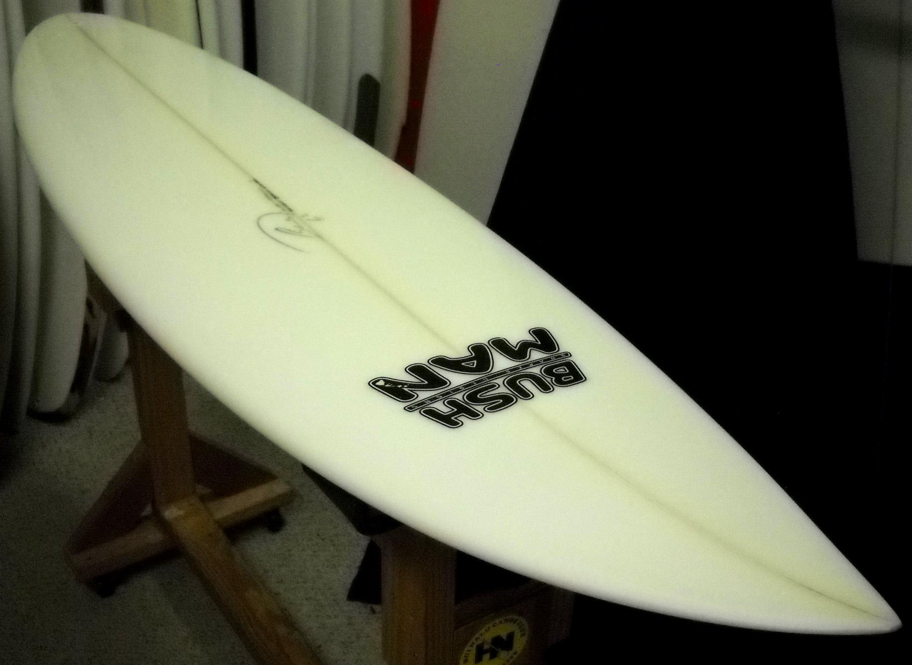 Bushman Surfboard Hawaii Surf Factory Hawaii Surf Factory
