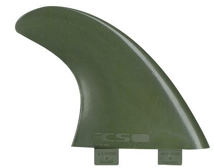 FCS M-7 Green Flex Tri