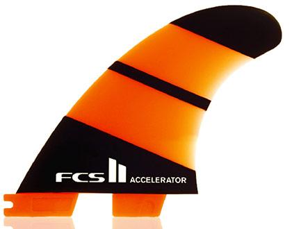 FCS II Accelerator Neo Glass Tri